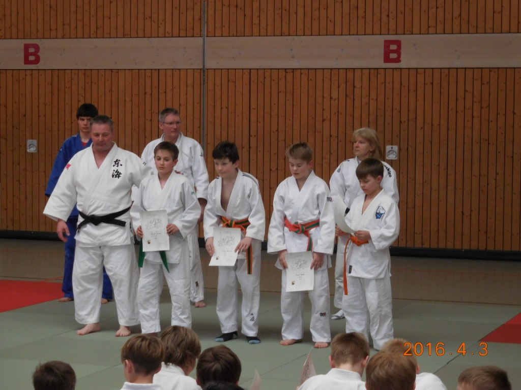 Regionalrandori in Naumburg am 03.04.2016