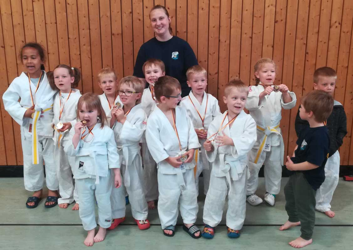 2. Kinder-Randori in Naumburg